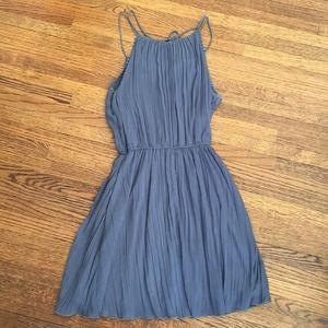 Navy Greek Style Dress
